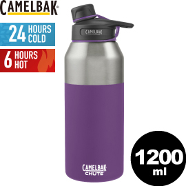 CamelBak美國1200ml戶外運動保冰溫水瓶羅蘭紫保溫瓶保冷水壺水壺水瓶CB1288501912