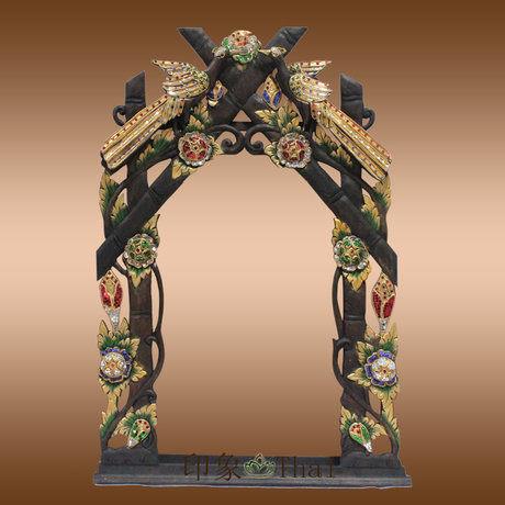 精美裝飾鏡框猴子木鏡框