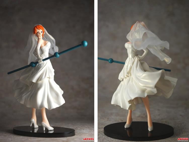 海賊王SC造型王頂上決戰4娜美婚紗港版