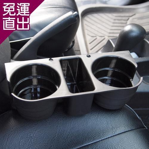 亞克汽車椅縫多功能飲料置物架免運收納手機架固定架免運直出