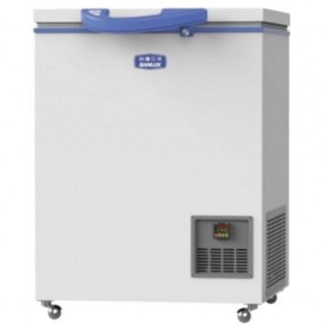 【台灣三洋】100公升上掀式超低溫冷凍櫃 TFS-100G