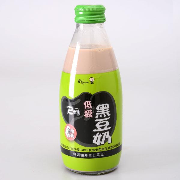 台灣【羅東農會】2倍濃低糖青仁黑豆奶 245ml