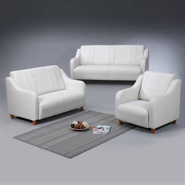沙發《YoStyle》 班尼沙發組(1 2 3) 沙發床 沙發椅 皮沙發 休閒椅 單人 雙人 三人 專人配送