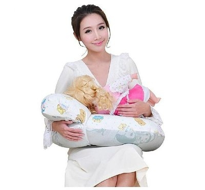 哺乳枕  餵奶枕  多功能【藍星居家】