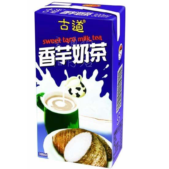 古道 香芋奶茶 300ml