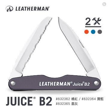 丹大戶外用品【Leatherman】 JUICE B2 工具 832362 橘紅