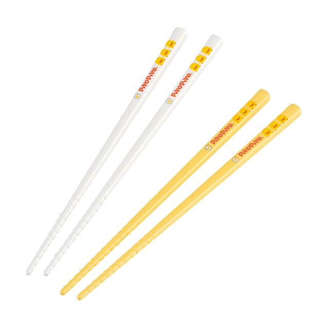 黃色小鴨 兒童筷子(白/黃) -1入 (顏色隨機出貨)