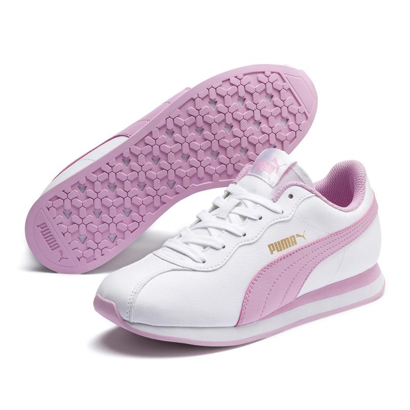 Puma Turin II 白粉 女鞋 運動鞋 休閒鞋 阿甘鞋 基本款 低筒 運動 慢跑 36696209