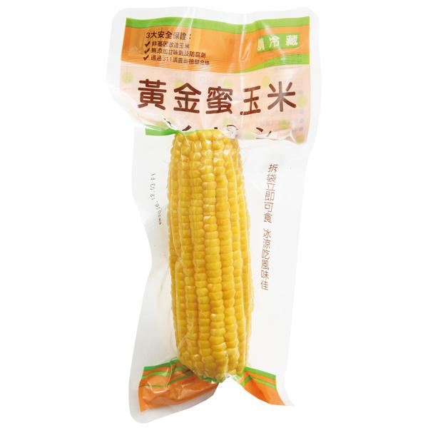 玉美田黃金蜜玉米真空包160G