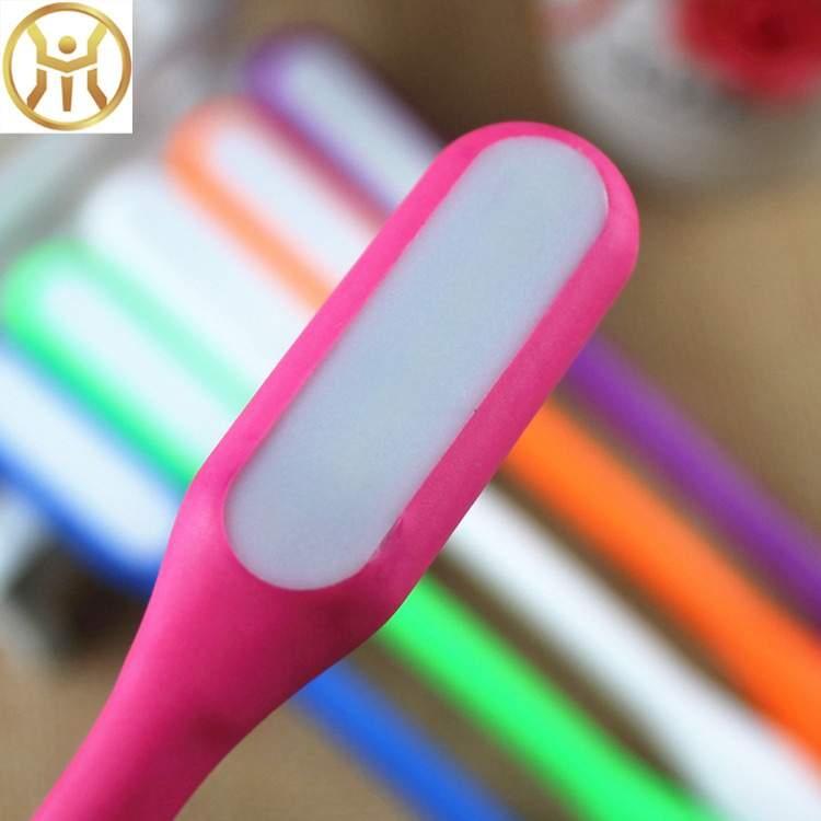 TwinS節能USB筆記本電腦LED隨身柔光燈學習燈 自拍燈【顏色隨機發貨】