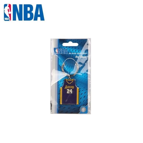 NBA 官方授權商品  鑰匙圈 湖人 Kobe Bryant 小飛俠