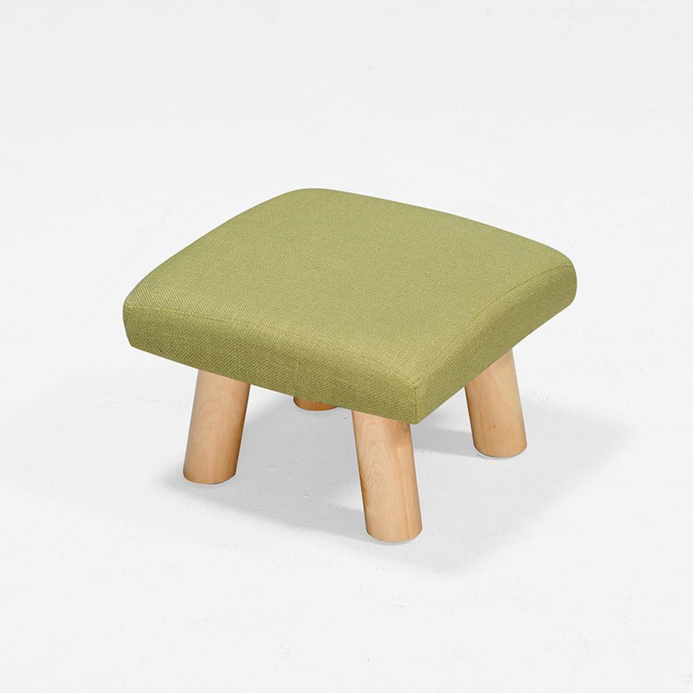 桑卡綠色方凳(20JS1/349-11)/H&D東稻家居