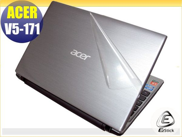 ACER Aspire V5-171 V5-131 系列機種專用(含上蓋、鍵盤周邊)機身貼 - EZstick機身保護貼