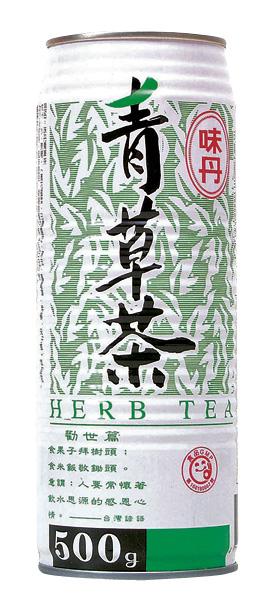 味丹青草茶500ml