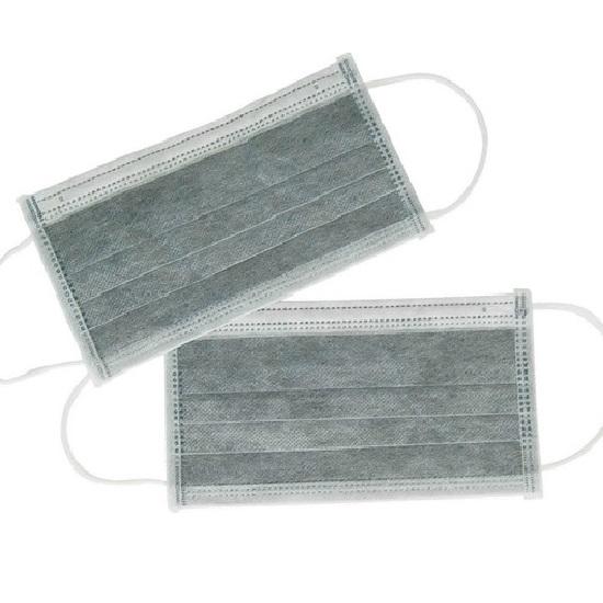 活性碳口罩 (防塵/濾菌/除臭/抗過敏)(5入/包)
