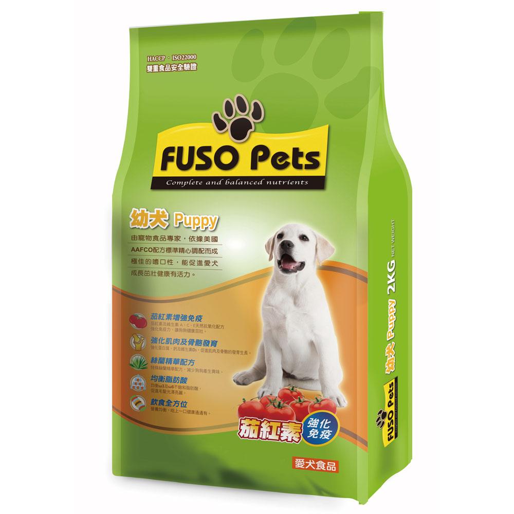 【FUSO Pets-愛犬系列】幼犬 2Kg
