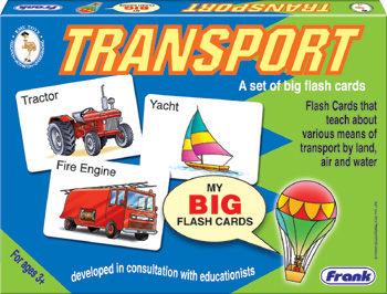 諾貝兒益智玩具Frank全腦開發Transport交通工具