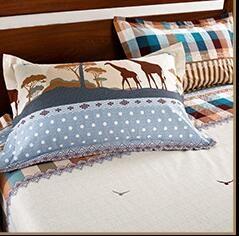 全棉加厚磨毛被套單件田園結婚慶雙人200x230純棉被罩 全棉枕套一對48x74