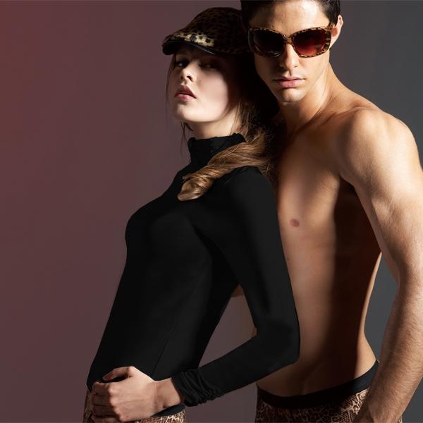 【曼黛瑪璉】美感調度衣 高領衛生衣(黑)(本品未購滿4件,恕無法出貨)