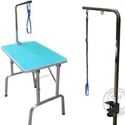 ZOO寵物樂園美容桌系列S-106拱型美容桌吊桿雙扣環