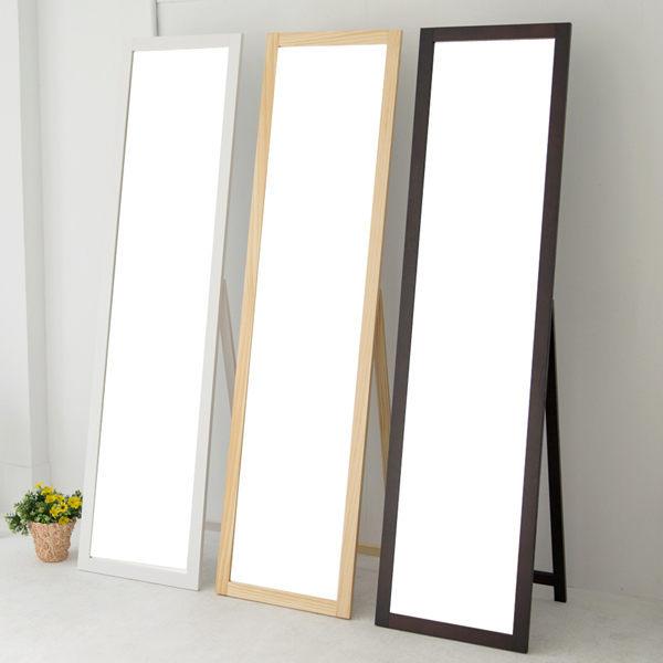 北歐鏡子立鏡全身鏡Q0064加高170CM雅緻穿衣鏡三色MIT台灣製完美主義