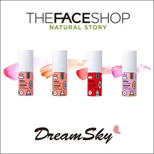 韓國 THE FACE SHOP 菲斯小舖 奶油甜心乳 唇露 唇蜜 唇彩 光澤 少女時代 徐玄 (4g/支) DreamSky