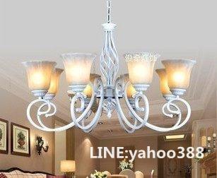 簡約北歐復古吊燈 客廳酒店工程燈飾