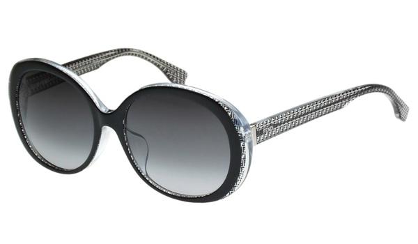 Fendi-時尚太陽眼鏡黑色