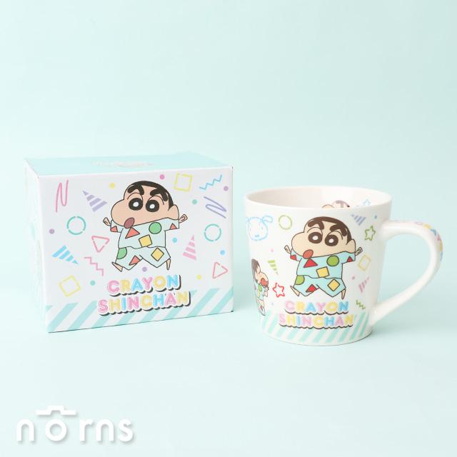 【日貨蠟筆小新馬克杯P2】Norns 日本正版Crayon Shinchan陶瓷餐具 日系小物