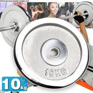 啞鈴槓片10KG電鍍槓片(單片10公斤槓片.啞鈴片.槓鈴片.舉重量訓練.運動健身器材.推薦哪裡買