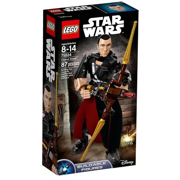 樂高積木LEGO LT75524 STAR WARS星際大戰系列ChirrutÎmwe