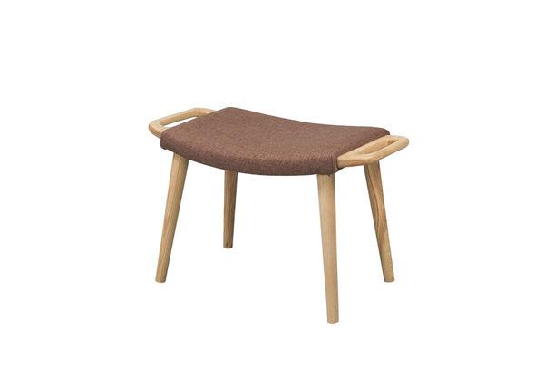 造型椅凳【DENMARK丹麥梣木】優渥實木家具 WRCH23R1