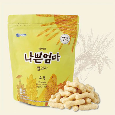 韓國 BEBECOOK 智慧媽媽穀物棒【佳兒園婦幼館】