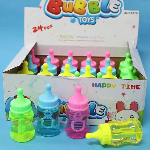 奶瓶泡泡水 NO.1070 泡泡水童玩/一盒24瓶入{定15}~錸.發