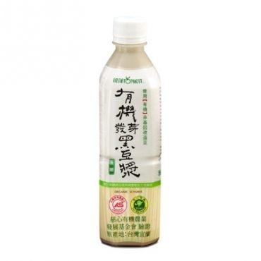 統洋 有機發芽黑豆漿 無糖(450毫升) 一瓶