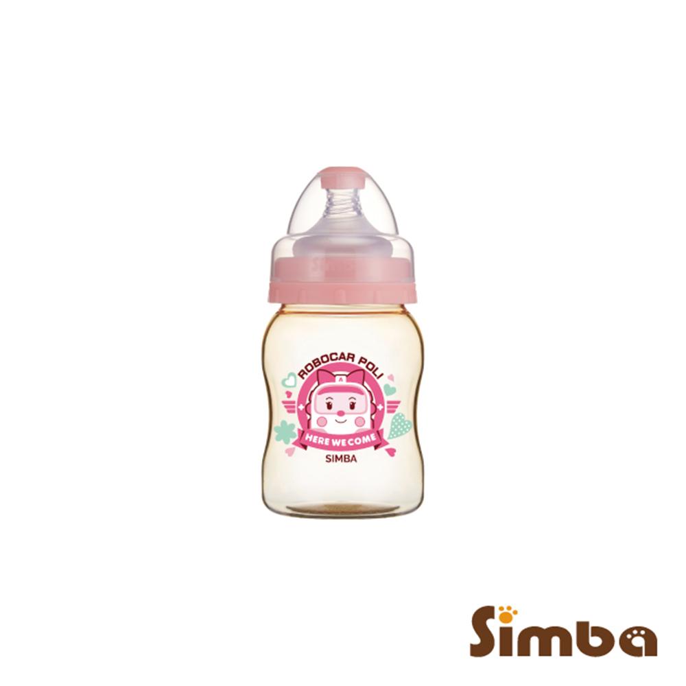 小獅王辛巴 安寶PPSU寬口葫蘆小奶瓶(200ml)
