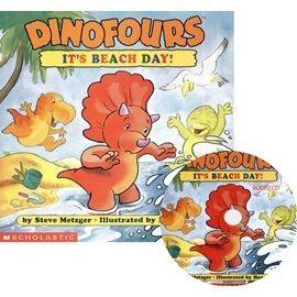 DINOFOURS小恐龍系列IT'S BEACH DAY BKCD