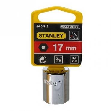 STANLEY套筒3 8吋X17mm