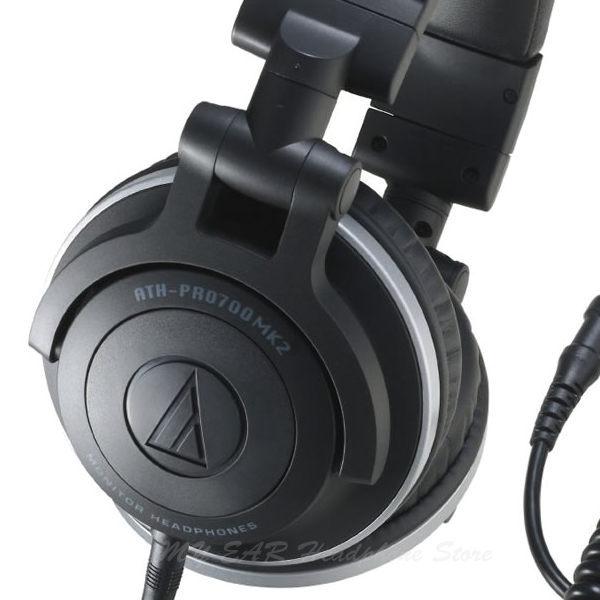 鐵三角ATH-PRO700MK2專業監聽用耳機第2代機歡迎試聽My Ear台中耳機專賣店
