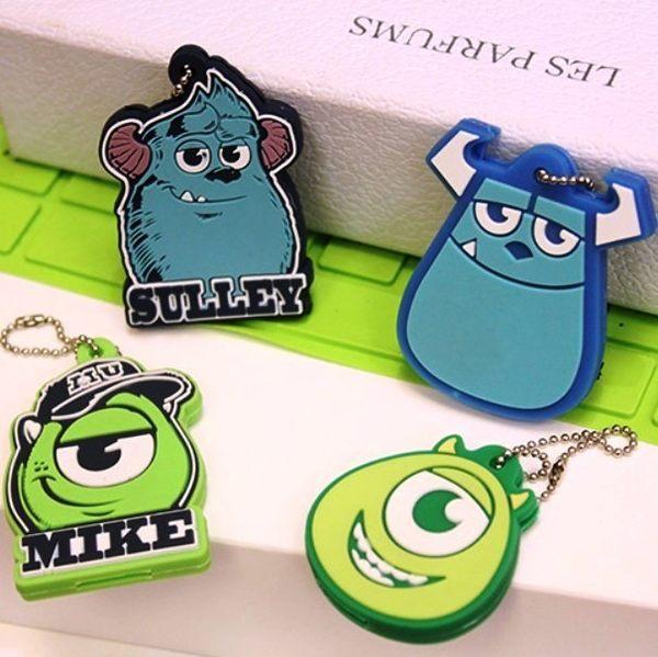 想購了超級小物怪獸大學~鑰匙套鑰匙套日本限定版創意小物