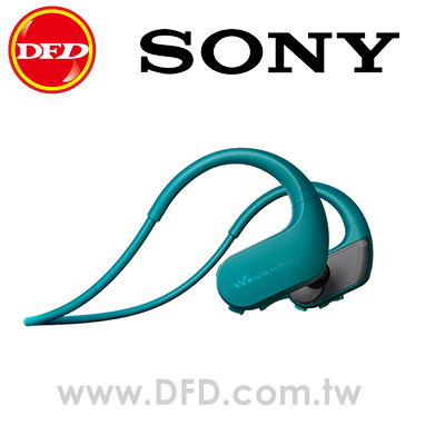 預購SONY NW-WS413 Walkman數位隨身聽運動防水無線耳機防水等級IPX6 8環境音公司貨全4色