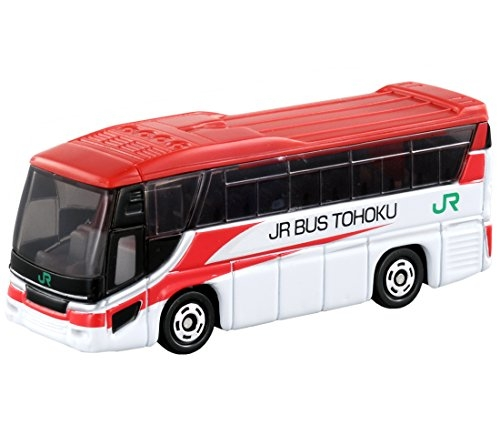 TOMICA多美小汽車No.72日野JR東北巴士