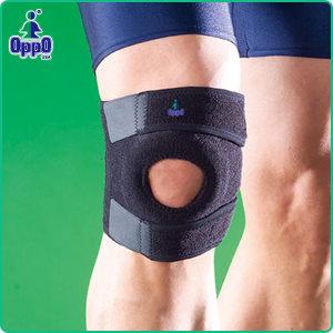 【OPPO護膝】 功能款 OPPO 1125 高透氣可調式膝部護套   輕度、中度拉傷│髕骨軟化症│膝關節疼痛