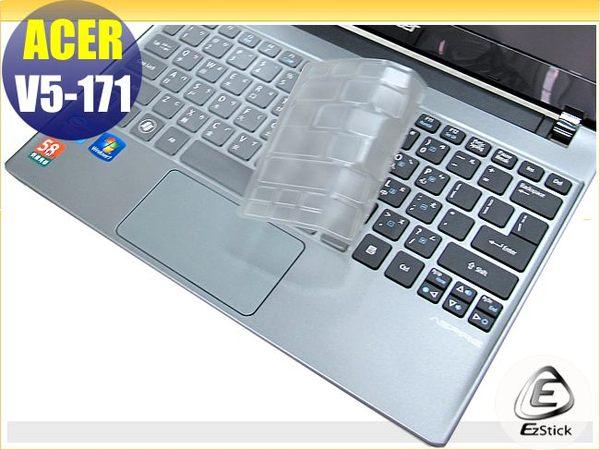 EZstick奈米銀抗菌TPU鍵盤保護膜-ACER Aspire V5-171 V5-131系列專用鍵盤膜