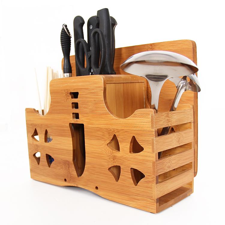 家用放刀架刀具廚房多功能刀座菜刀架