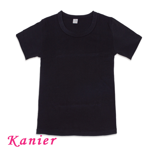 【Kanier卡妮兒】圓領簡約素色時尚百搭短T(M-XXL_9201C)