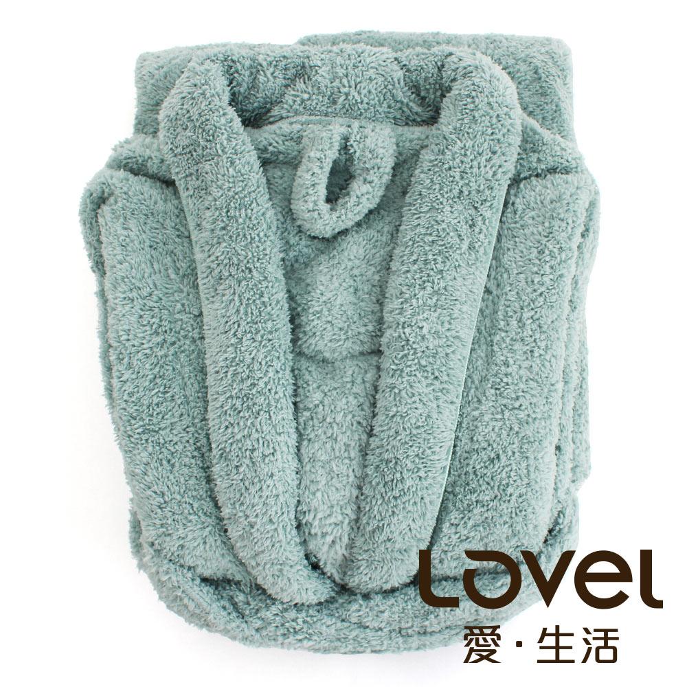 Lovel 7倍強效吸水抗菌超細纖維浴袍-共九款