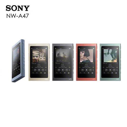 106 11 12前贈保護貼USB豆腐頭SONY 64GB Walkman數位隨身聽NW-A47支援Hi-Res高解析音質