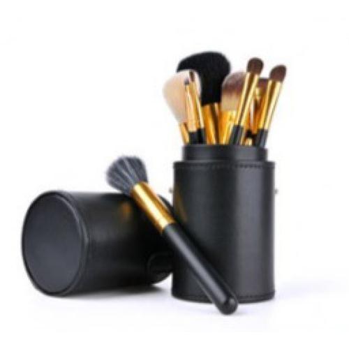 Mini Style大號刷具筒化妝刷收納筒刷具收納包化妝品收納圓筒防塵不易變形質感大容量