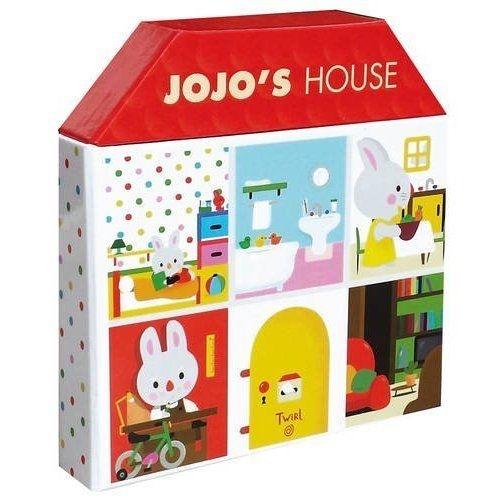 JoJo's House 小兔JoJo的書屋 盒裝書